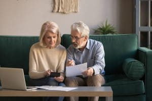Debt and Retirement: How to Protect Yourself in a Later-in-Life Divorce